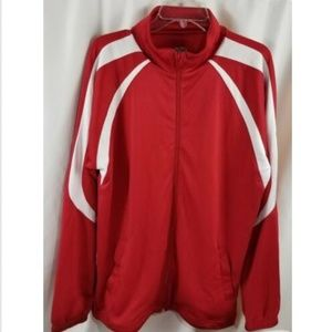 Vintage Eastbay Athletic Sport Source Red Sz M